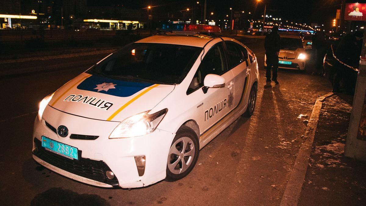 Image result for В Одессе пьяный следователь на авто пытался скрыться от патрульных
