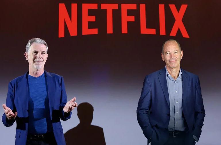 Засновники Netflix