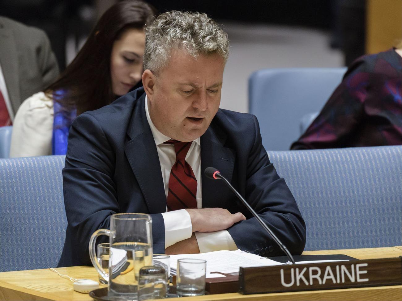 Кислиця на Радбезі ООН підняв тему Криму: Півострів перетворився на ге