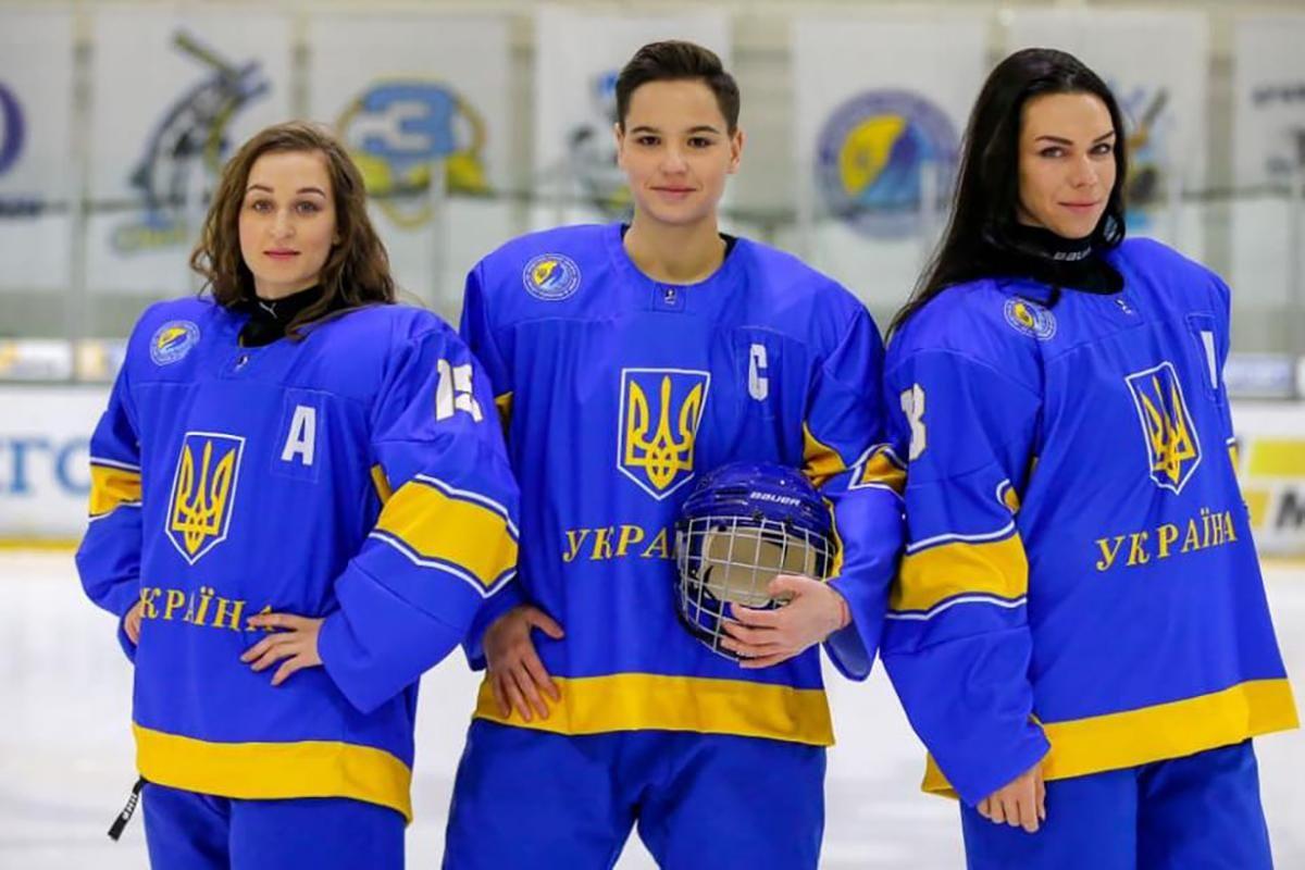 фото календарь женской сборной по хоккею