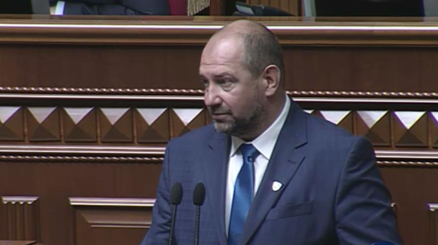 Сергій Мельничук у Раді