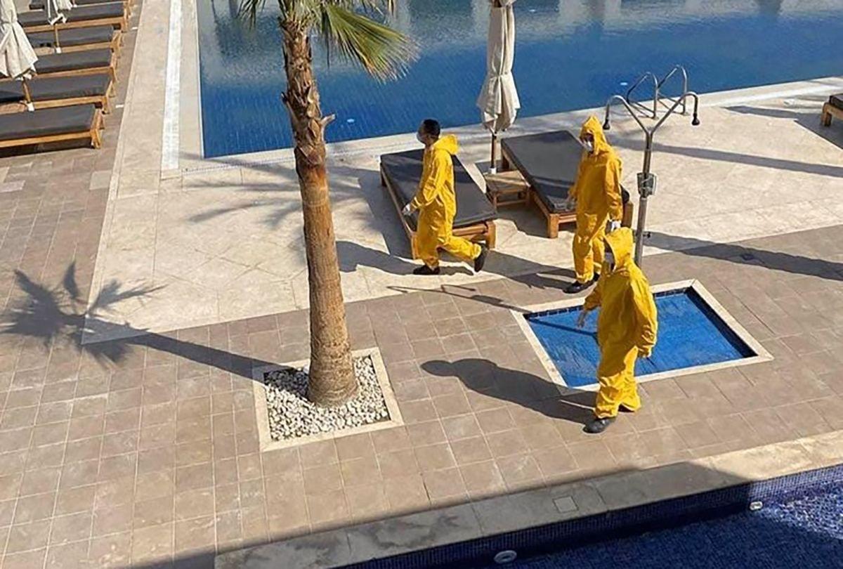 ольга что сейчас в египте на курортах фото бурной