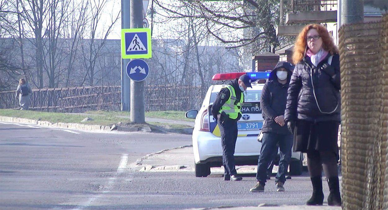 Транспортные перевозки во время карантина: как во Львове полиция проверяла маршрутки - Новости Львова сегодня - 24 Канал