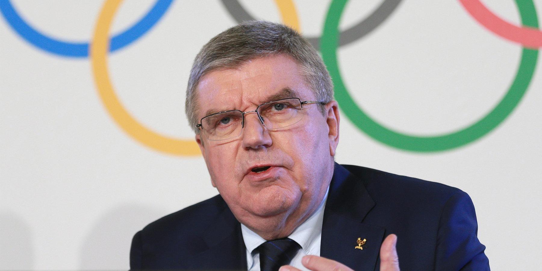 Участь Росії на Олімпіаді-2021 вирішить суд, – президент МОК - Спорт 2