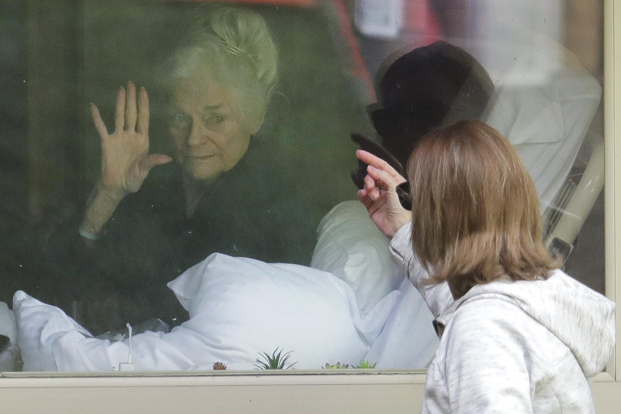 Трагедія в будинку престарілих у США