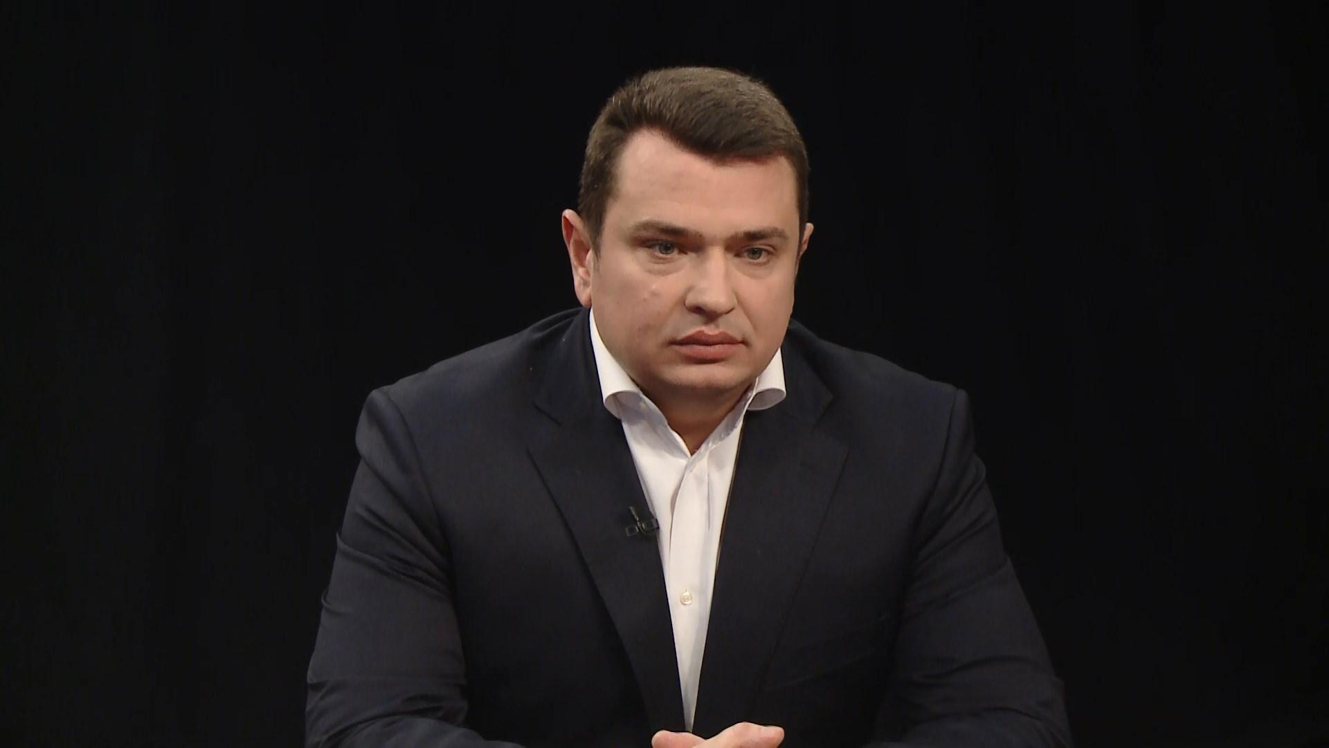 О миллиардах убытков Украине и громких коррупционных схемах: эксклюзивное интервью с Сытником - 24 Канал