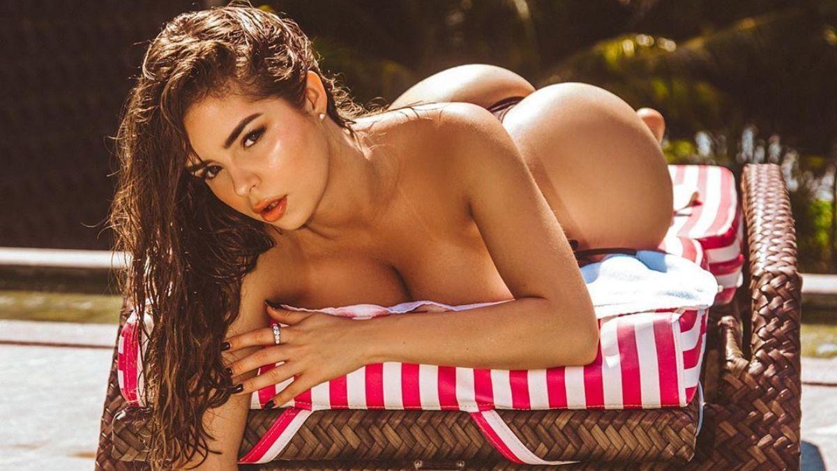 Гаряча Демі Роуз засвітила пишні оголені груди: фото 18+ ...