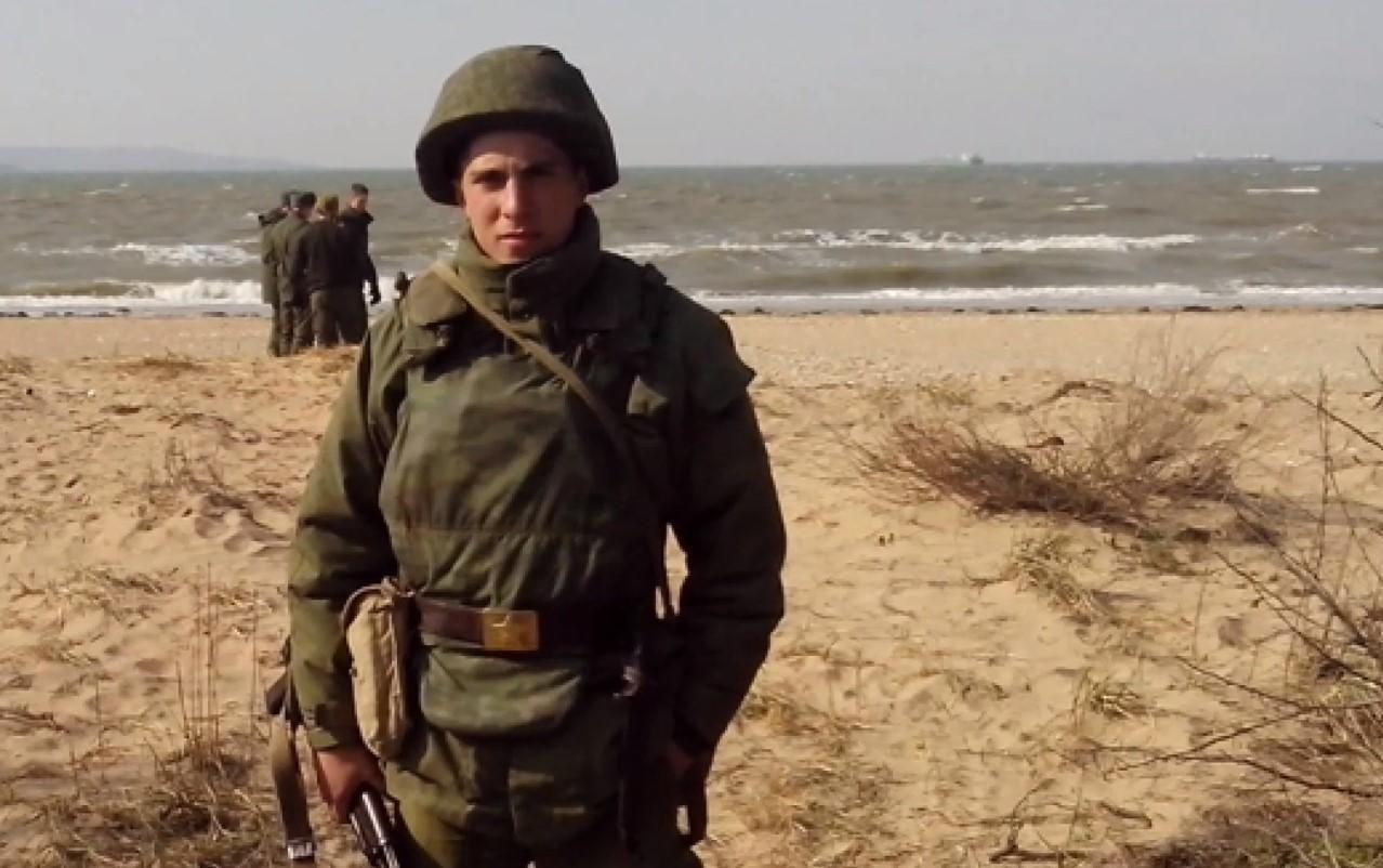 Спалився сам і здав 'колег': в мережі виявили військового РФ, який брав участь в окупації Криму - новости Крыма - 24 Канал