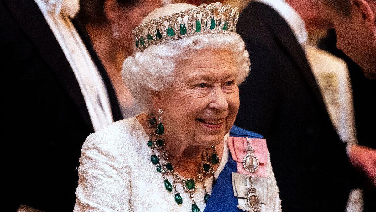 Королевы великобритании список