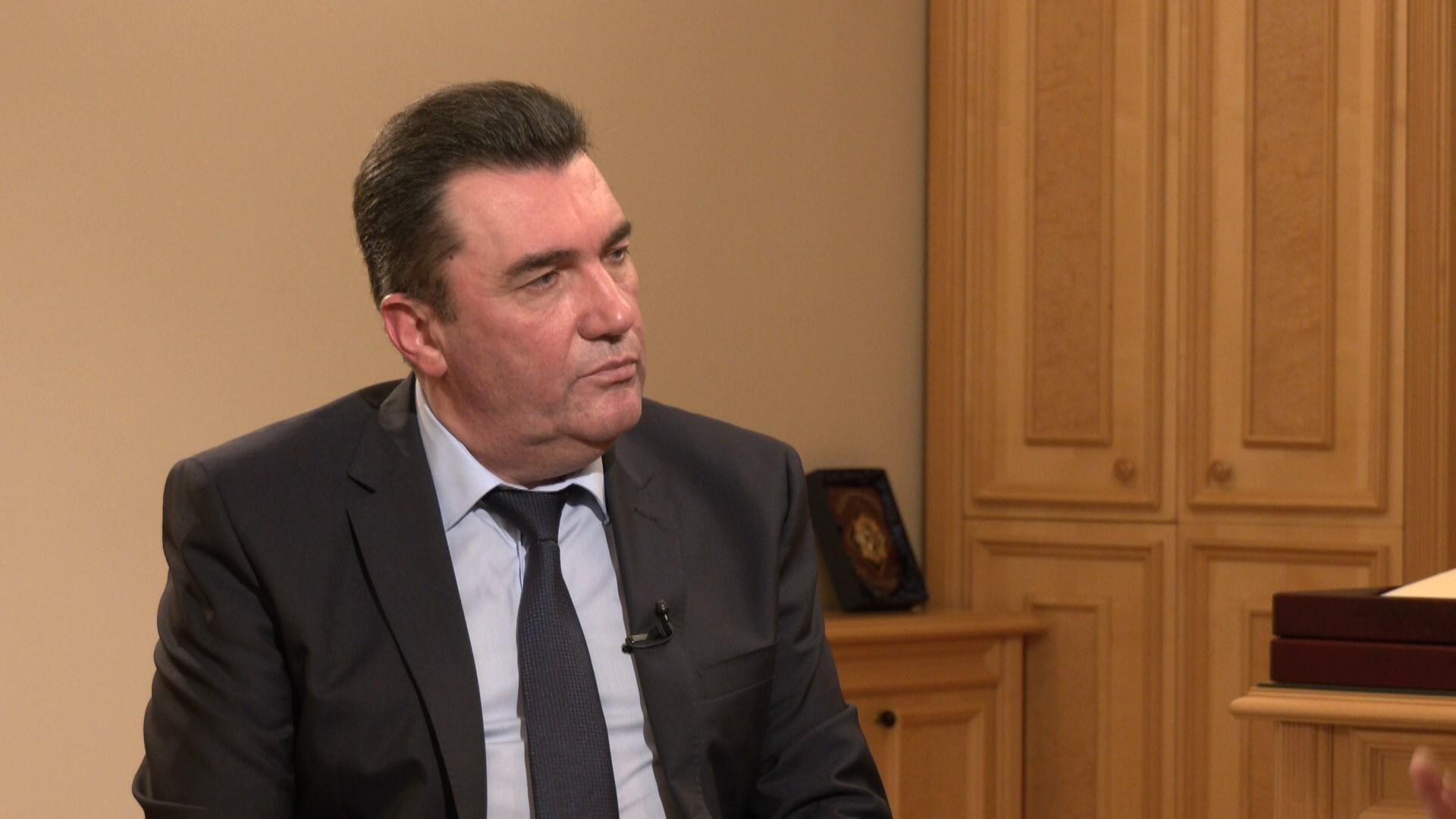 О развале России и окончании войны на Донбассе: эксклюзивное интервью с главой СНБО Даниловым
