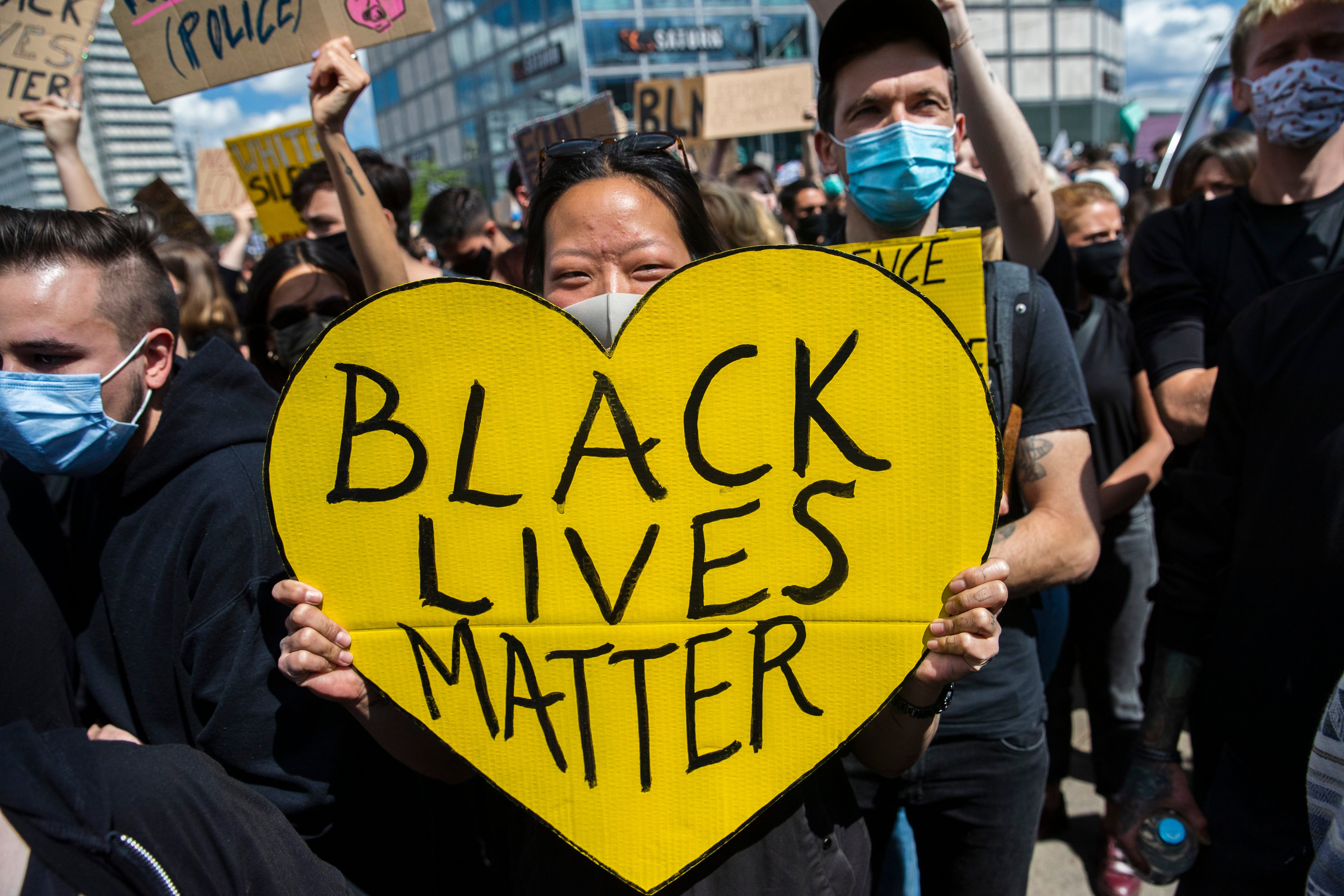 Протести проти расизму