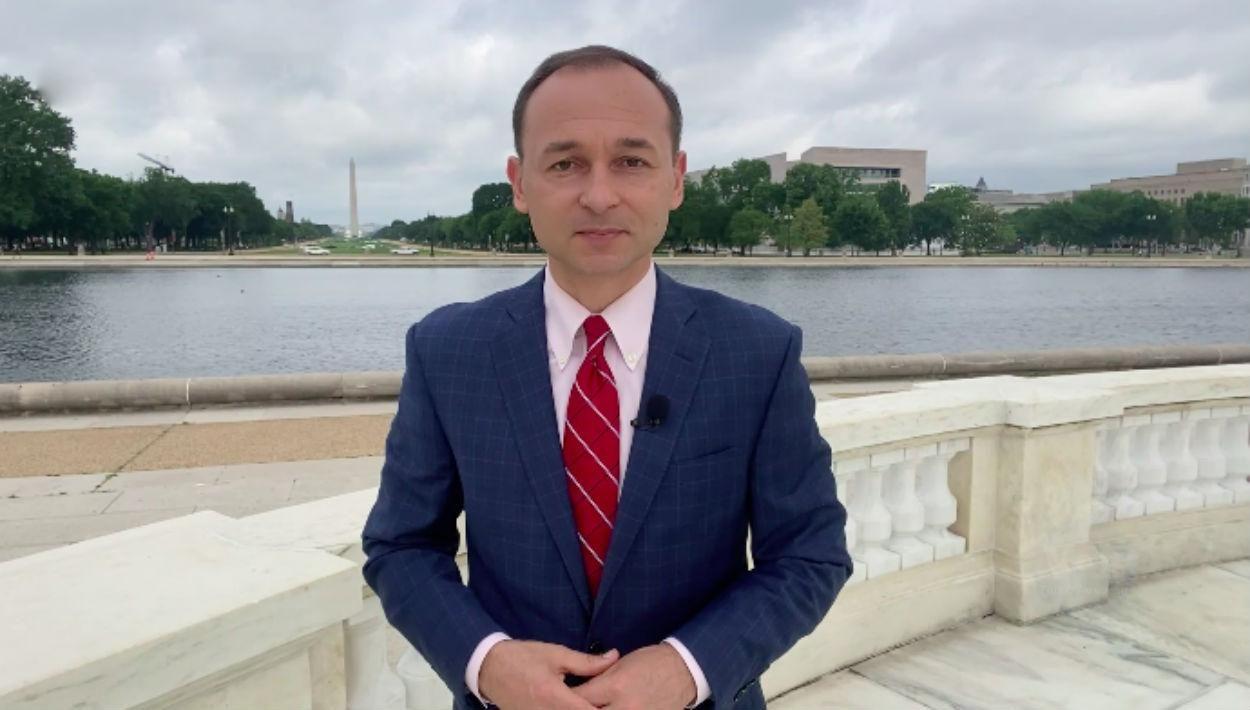 Голос Америки: В США отреагировали на новый состав ТКГ в Минске - Последние новости - 24 Канал