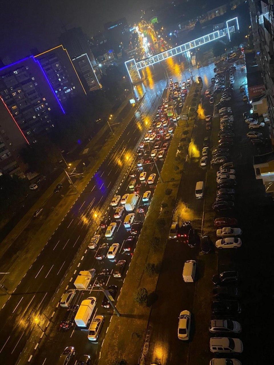 Негода у Харкові