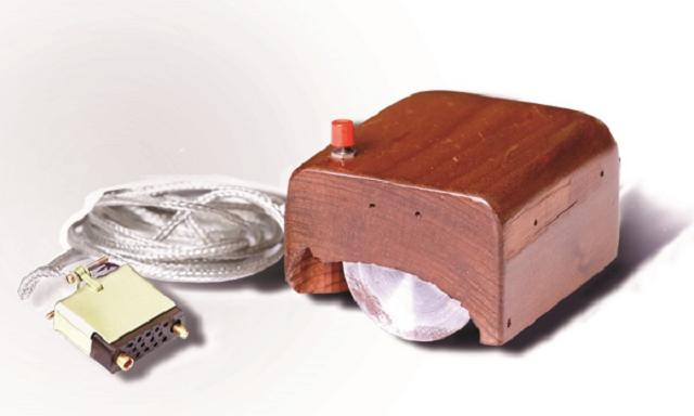 Прототип першої комп'ютреної миші