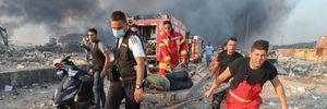 Страшний вибух у Бейруті: вже 70 загиблих і тисячі поранених