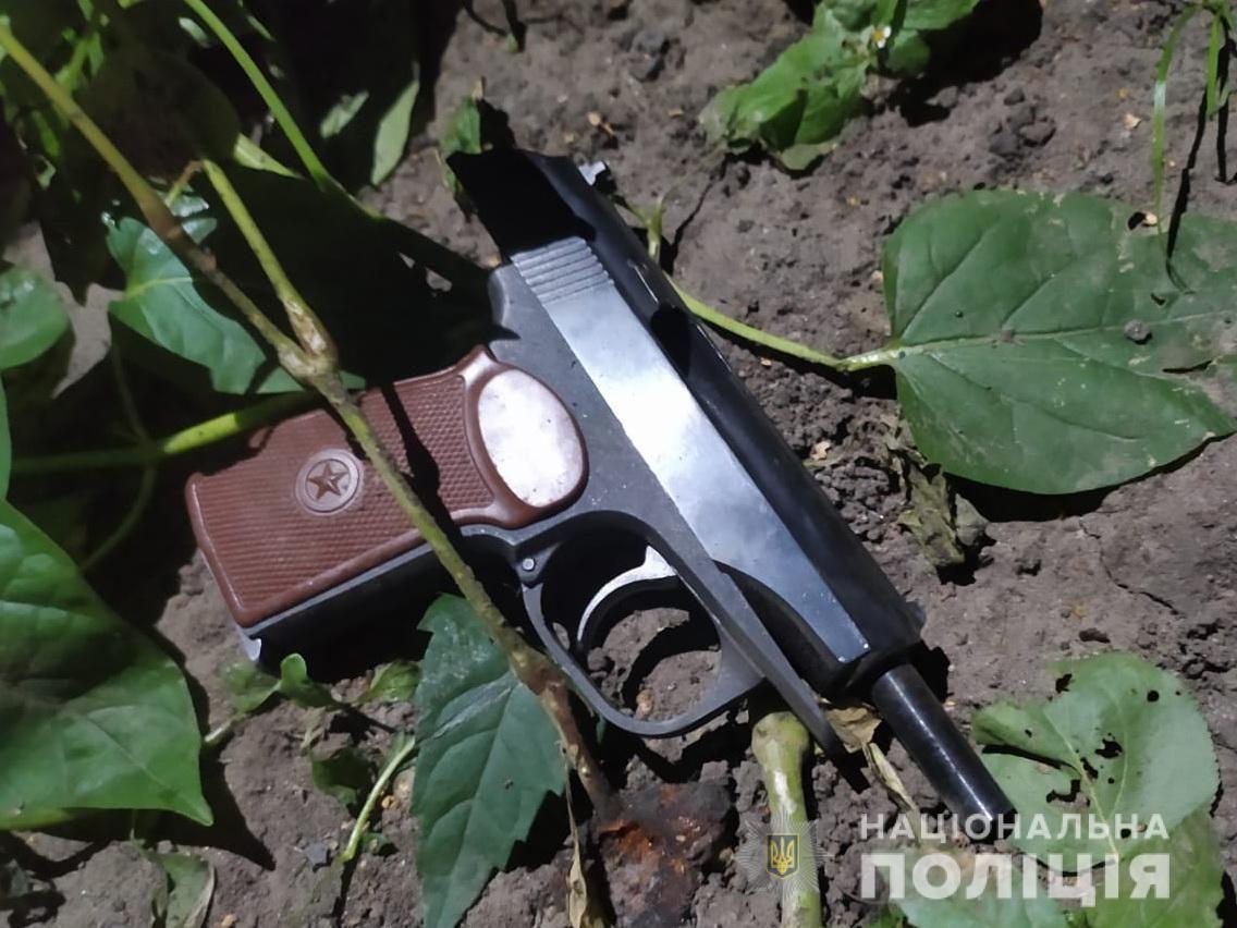 У Сумах конфлікт між сусідами закінчився стріляниною