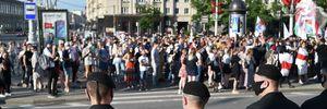 Выборы президента Беларуси: в Минске пролилась первая кровь – видео