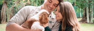 Австралийская зоозащитница и дочь легендарного Стива Ирвина беременна первенцем