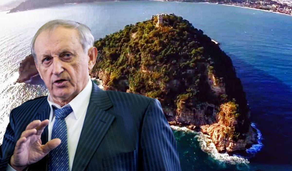Сын екс регионала купил остров в Италии, пока его работники жили в потрепанном общежитии - Новости Запорожья - 24 Канал