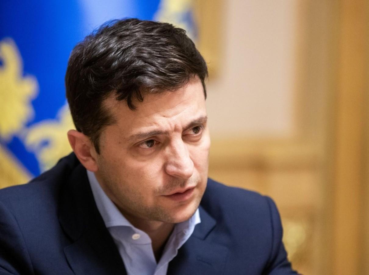 Зеленський запропонував Путіну зустрітися «в будь-якій точці Донбасу,