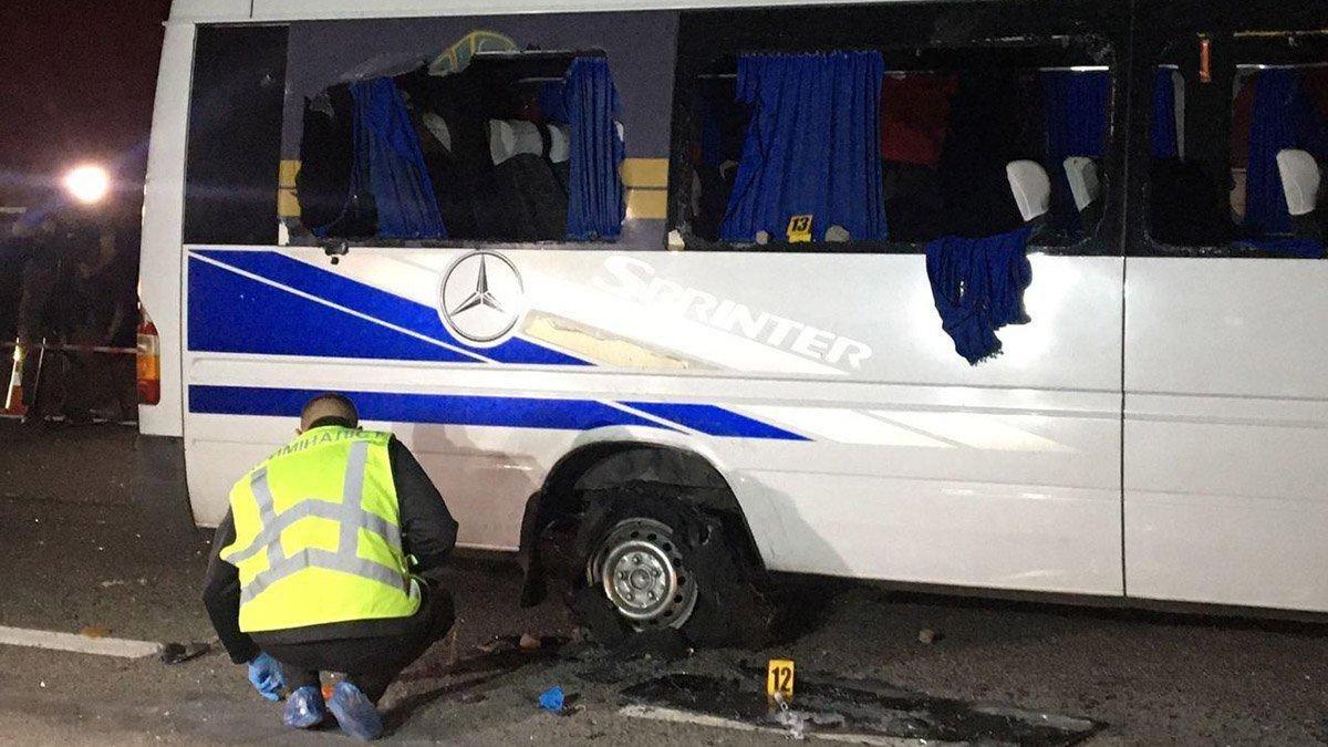 Расстрел автобуса под Харьковом: кому выгоден