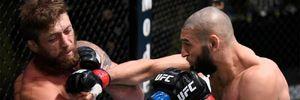 Шведський боєць яскраво ввірвався в UFC та відправив суперника у нокаут за 17 секунд: відео