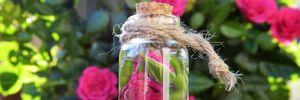 Рожева вода в косметології: що це таке, користь та поради для використання
