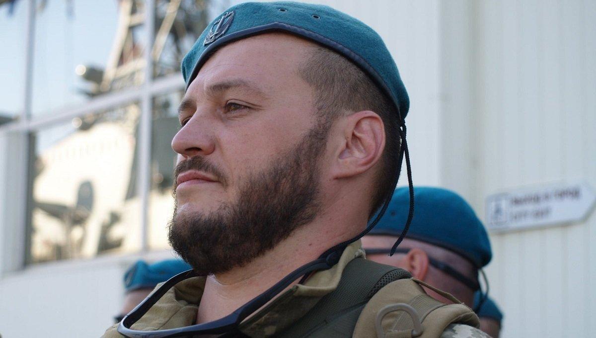 Костянтин Оверко – український військовий