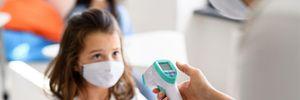 Учні, які контактували з хворим на COVID-19, можуть не проходити ПЛР-тест після самоізоляції