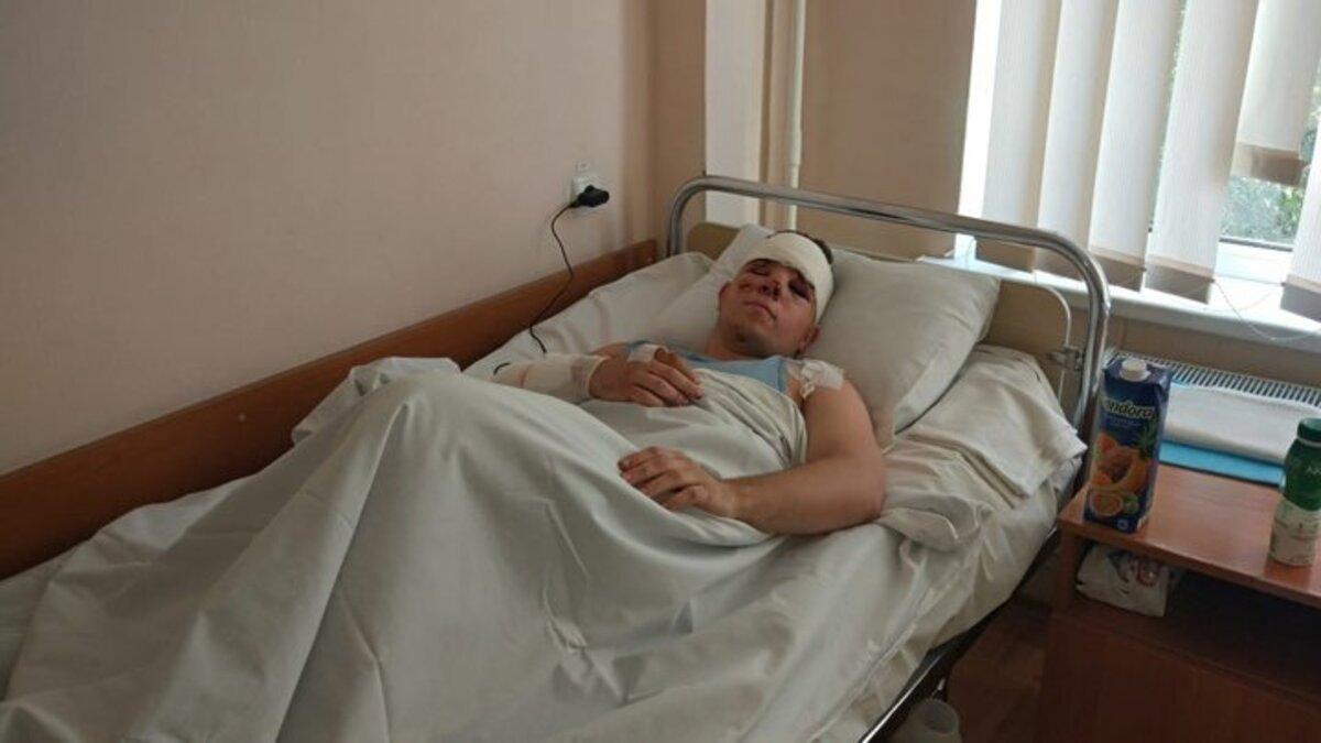 Курсант Золочевський розповів, як йому вдалося вижити в авіакатастрофі