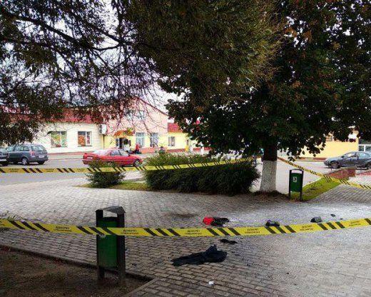 У Білорусі чоловік підпалив себе живцем