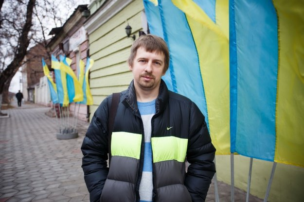 Максим Бородін