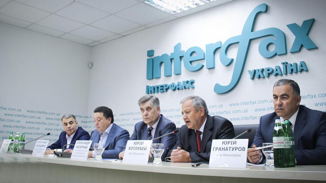 Юрій Хотлубей – колишній міський голова Маріуполя