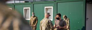 Зеленский приехал в Донецкую область: посетит военных и проведет совещание по ТКГ