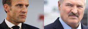 Лукашенко має піти, – Макрон про ситуацію в Білорусі