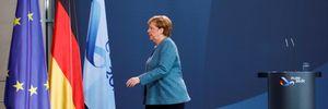"""""""Знак для Росії"""": Меркель відвідала Навального в берлінській клініці"""