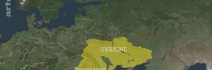 Один з французьких телеканалів показав окупований Крим російським