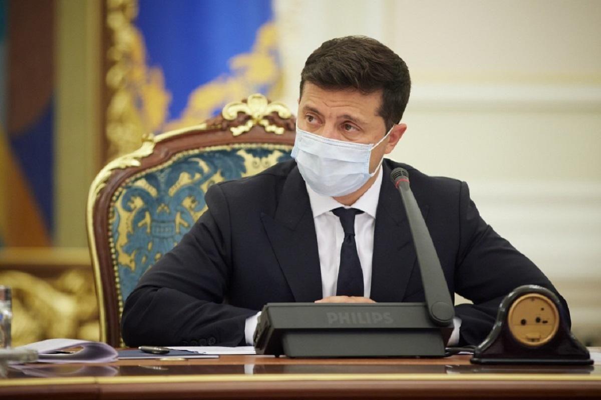 Зеленский призвал Совет принять антикоррупционную стратегию