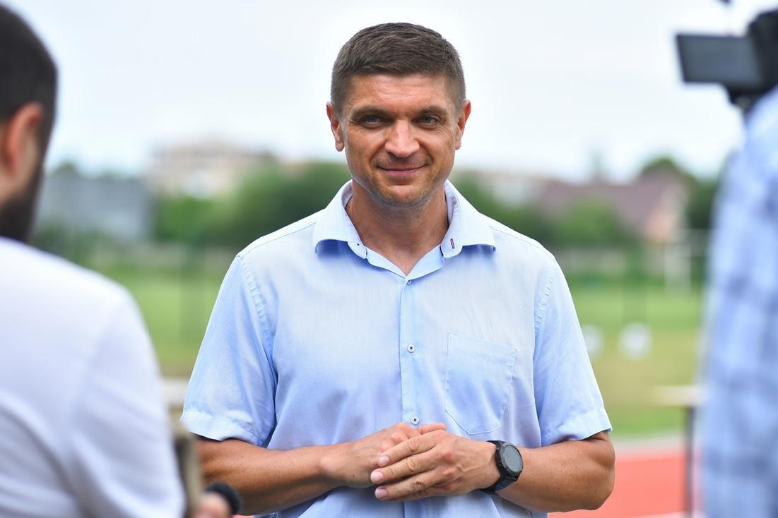 Роман Бондарук - кандидат від