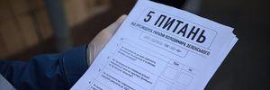 Чим відзначилось президентське опитування: відповіді українців