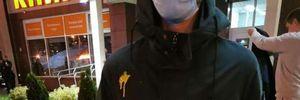 В Минске протестующих обстреляли из пейнтбольного оружия: фото 18+