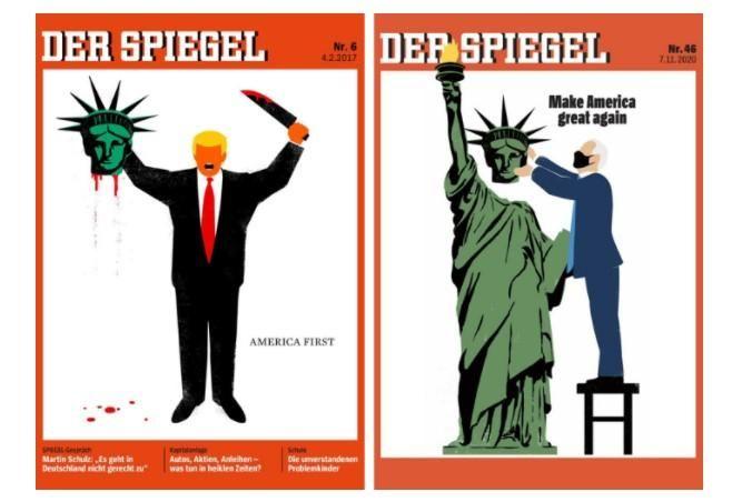 Обкладинка Der Spiegel