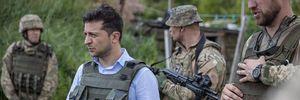 Как украинцы оценивают действия Зеленского по установлению мира на Донбассе: исследование