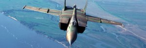 Росія стверджує, що перехопила літак США над Чорним морем