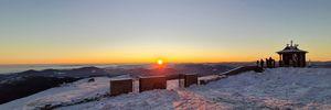 Перший день зими: у Карпатах вдарив сильний мороз