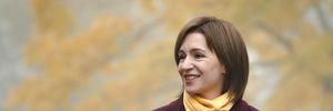 Зібралася група злочинців: президентка Молдови вимагає розпустити парламент