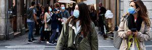 В Італії за добу померла рекордна кількість хворих на COVID-19