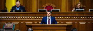 Разумков просив не блокувати закон щодо брехні в деклараціях, – Монастирський