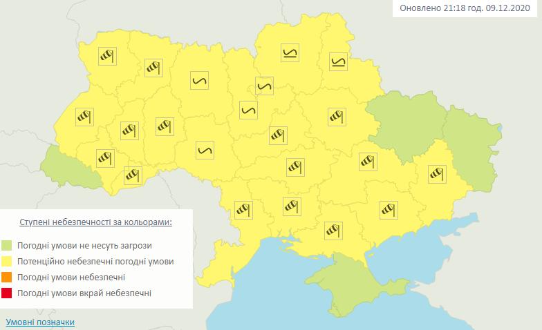 Неголда в Україні