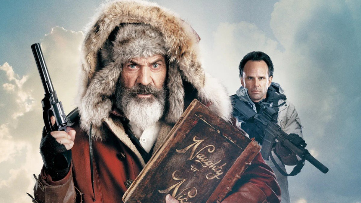 Fatman: the Mel Gibson Santa action comedy we really don't need right now